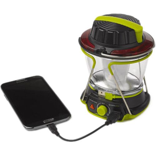 GOAL ZERO Lighthouse 400 Lantern & USB Power Hub GZ32004 Portable Solar Power 107.960000