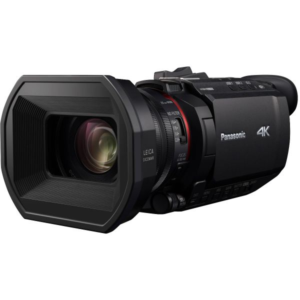 Panasonic HC-X1500 UHD 4K HDMI Pro Camcorder with 24x Zoom HC-X1500GC Pro Video 2699