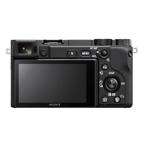 Sony A6400 Body - Black ILCE6400B NEW ARRIVAL 1298.000000