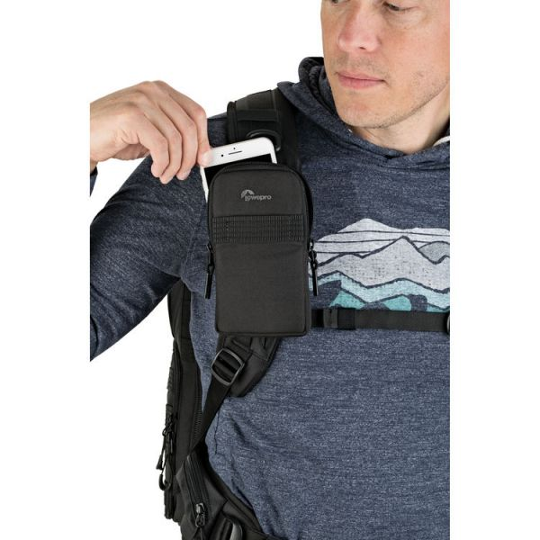 Lowepro ProTactic Phone Pouch (Black) LP37225-PWW Accessories 35