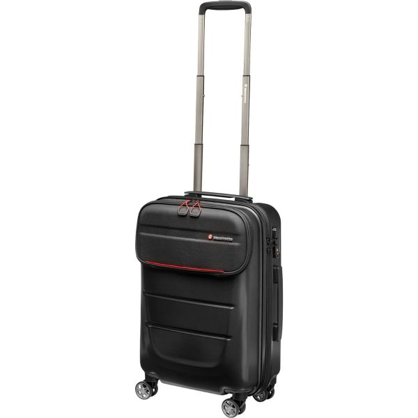 Manfrotto Pro Light Reloader Spin-55 Carry-On Camera Roller Bag (Black) MB PL-RL-S55 Manfrotto 610.480000