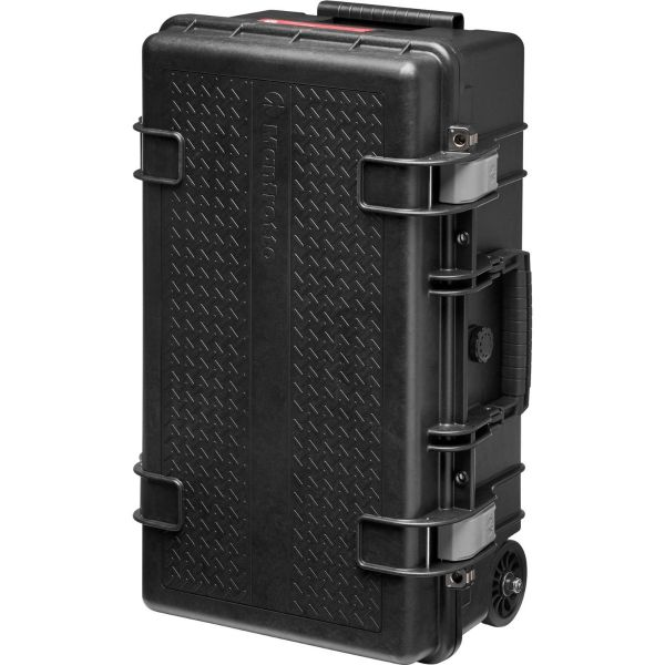 Manfrotto Pro Light Reloader Tough-55 High Lid Carry-On Camera Rollerbag (Black) MB PL-RL-TH55 Manfrotto 508.720000
