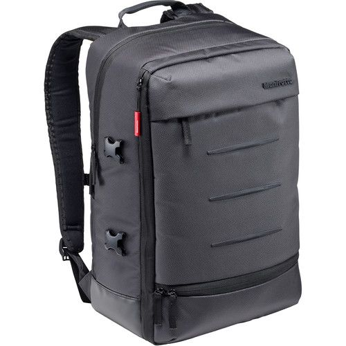 Manfrotto Manhattan Mover-30 Backpack (Gray) MBMNBPMV30 Manfrotto 241.680000