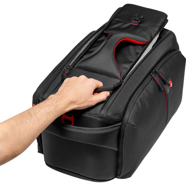 Manfrotto 192N Pro Light Camcorder Case for Canon EOS C100, C300, C500, & Panasonic AG-DVX200 Cameras MBPLCC192N Manfrotto 317.110000
