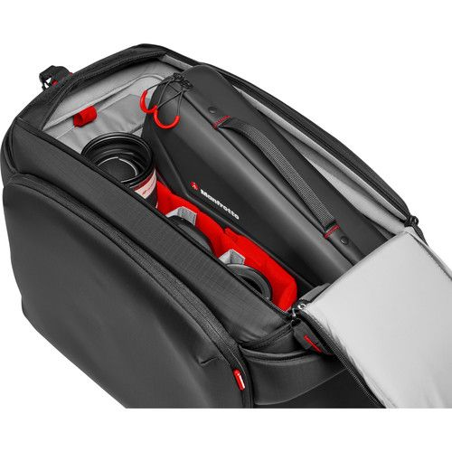 Manfrotto 193N Pro Light Camcorder Case for Sony PMW-X200, HDV , & VDSLR Cameras MBPLCC193N Manfrotto 347.320000
