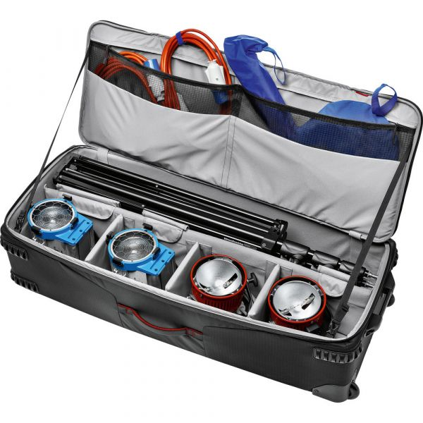 Manfrotto Pro Light Rolling Lighting Gear Organizer V2 MBPLLW99-2 Manfrotto 835.720000