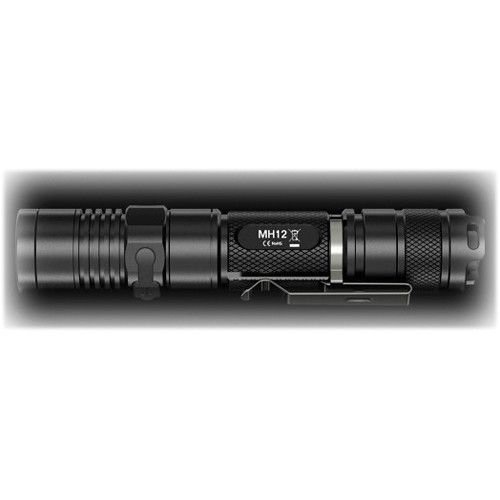 Nitecore MH12 Multitask Hybrid Series Rechargeable LED Flashlight MH12 Nitecore Torches 159