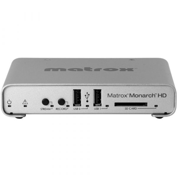 Matrox Monarch HD MHD/I Streaming Devices 1639