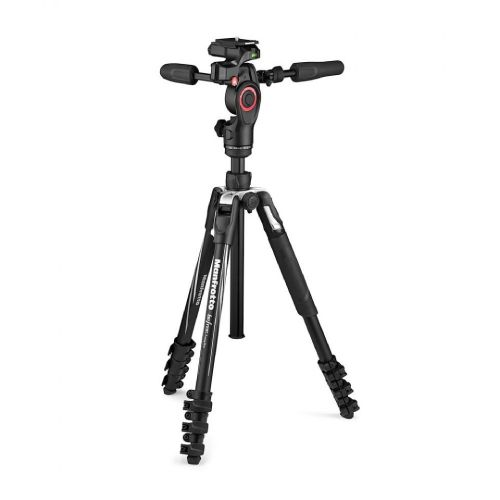 Manfrotto Kit Befree 3-Way Live Advanced MKBFRLA4BK-3W Manfrotto 414.000000