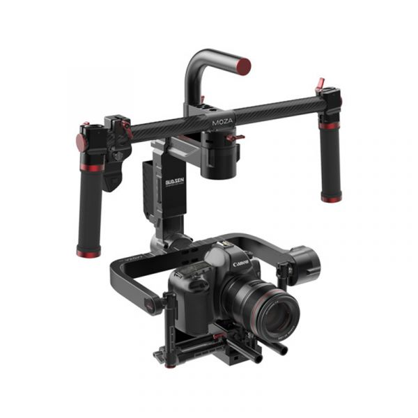 Moza Lite 2 3-Axis Motorized Gimbal Stabilizer (Professional) LG21 Gimbals for Cameras 1899