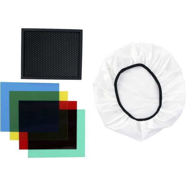 Phottix Kali600 Honeycomb Grid and Gel Kit PH20900 Gels & Diffusion 133
