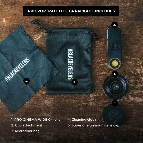 Black Eye PRO Cinema Wide G4 BE001 Add-On Lenses & Filters 129.95