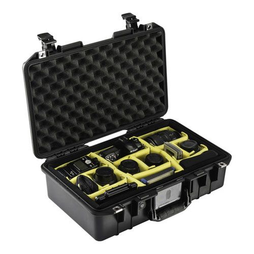 Pelican 1485 Air Case With Dividers 1485AIRBWD Pelican 279.200000
