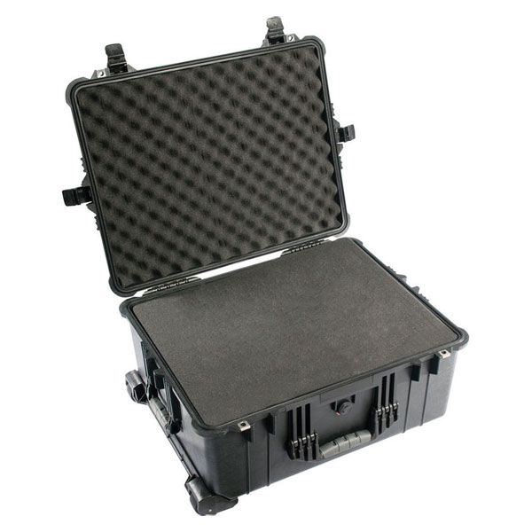 Pelican 1610 Case with Foam 1610B Pelican 399.200000