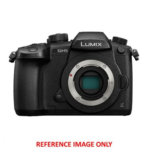 Panasonic Lumix GH5 Body Only - Second Hand PANAGH5BODY-SH Shop Mirrorless 1600