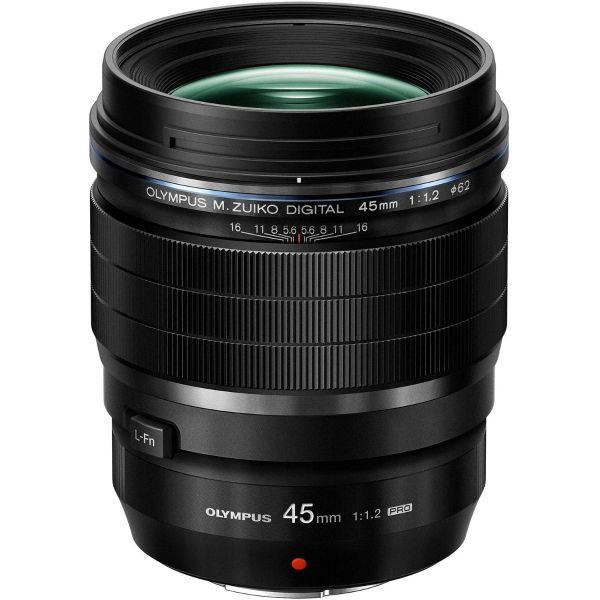 Olympus 45mm f/1.2 PRO Lens RENTOLY-45F12 Micro Four Thirds 0