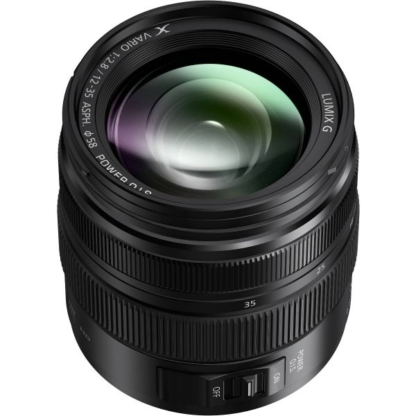 Panasonic Lumix G 12-35mm F/2.8 II RENTPAN-1235F28II Micro Four Thirds 0