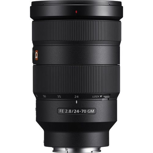 Sony FE 24-70mm f/2.8 GM Lens SEL2470GM Georges Autumn Sale 2398.000000
