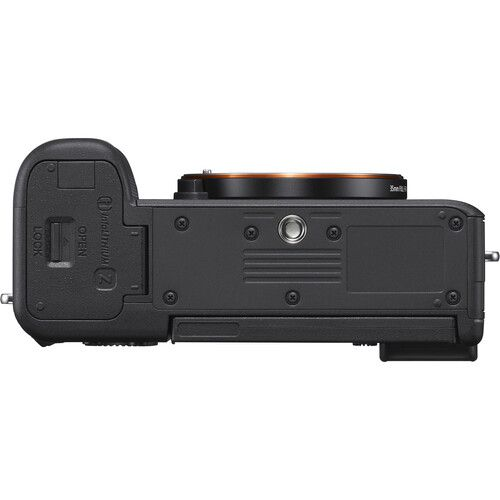 Sony a7C Black Body Only ILCE7CB Georges Winter Sale 2595.000000