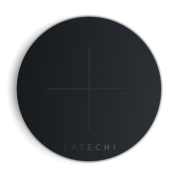 SATECHI TYPE-C PD & QC 7.5W/10W FAST CHARGING WIRELESS CHARGER ST-IWCBM Computer Accessories 90