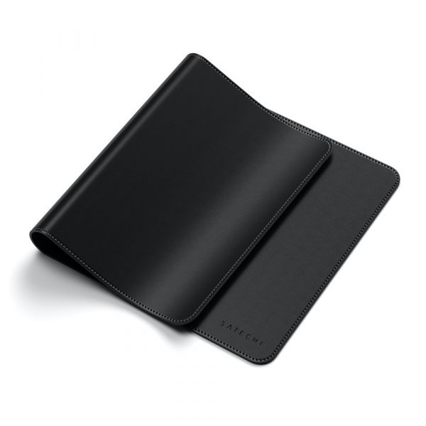 Satechi Eco Leather Deskmate - Black ST-LDMK Computer Accessories 55