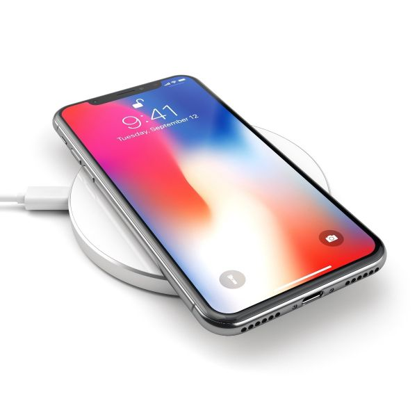 Satechi Fast Wireless Charger - Silver ST-WCPS Computer Accessories 70