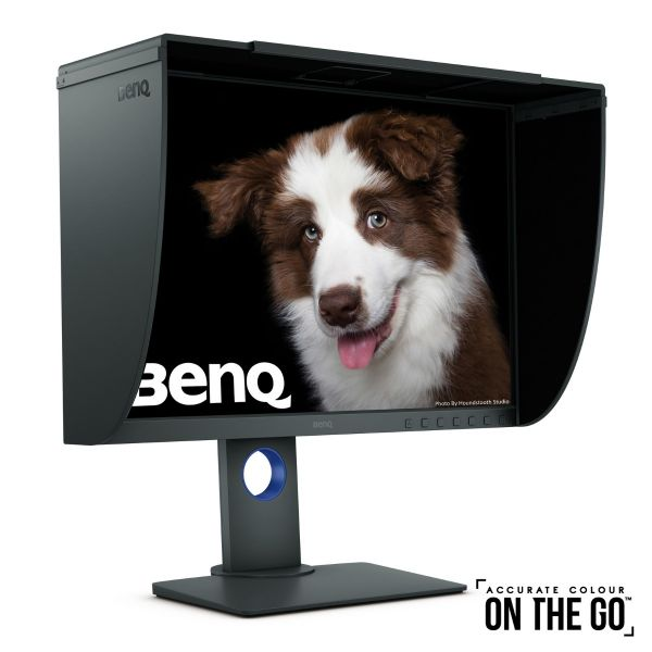 BenQ SW240 24-Inches 16:10 PhotoVue IPS Monitor With SH240 Shading Hood SW240+SH240 BenQ 799