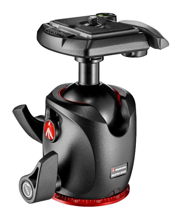 Manfrotto XPRO Ball Head with 200PL Plate MHXPRO-BHQ2 Heads 206.100000