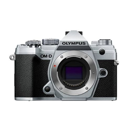 OM-D E-M5 Mark III Body Only - Silver Body V207090SA000 Mirrorless Cameras 1599