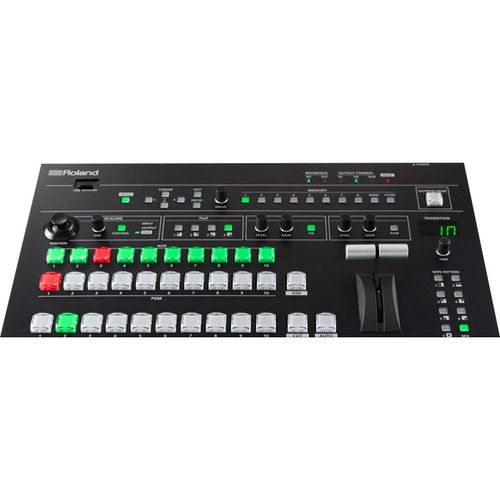 Roland V-800HD MKII Multi-Format Video Switcher V800HDMK2 Switchers & Controllers 11999
