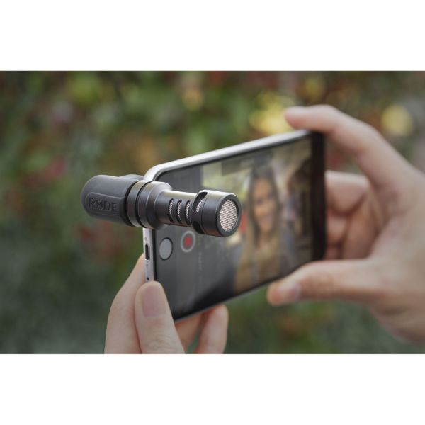 RODE VideoMic Me – Directional Microphone for Smart Phones VIDEOMICME Microphones 79