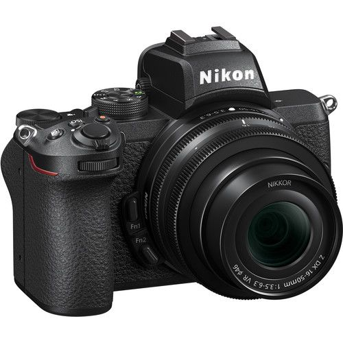 Nikon Z50 Mirrorless Digital Camera with 16-50mm Lens VOK050XA Nikon 1624.000000