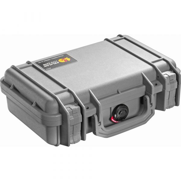 Pelican 1170 Case with Foam (Silver) 1170S Pelican 85.500000