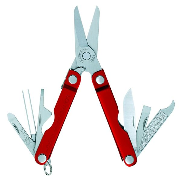 Leatherman Micra - Red - Box YL64330181N Leatherman Knives & Pocket Tools 75