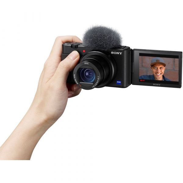 Sony ZV-1 Digital Camera ZV1 Cameras with Built-in Live Streaming 1219