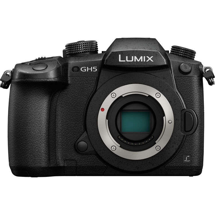 Panasonic Lumix DC-GH5 Mirrorless Digital Camera with LEICA 12-60mm f/2.8-4 Lens