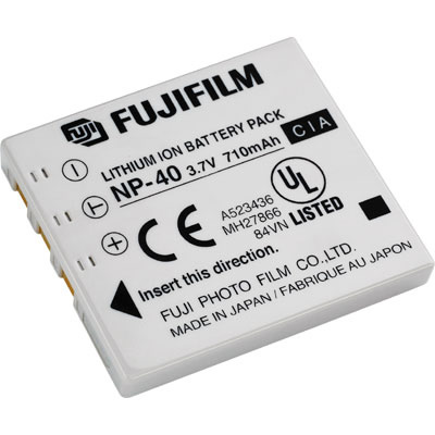 Fujifilm NP40 Lithium-Ion Rechargeable Battery