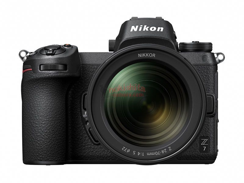 BREAKING: Leaked Photos of the Nikon Z7 and Z6