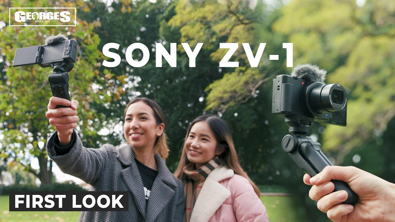 Sony ZV-1   What's NEW in 5min ft. @kimdao & Giveaway!