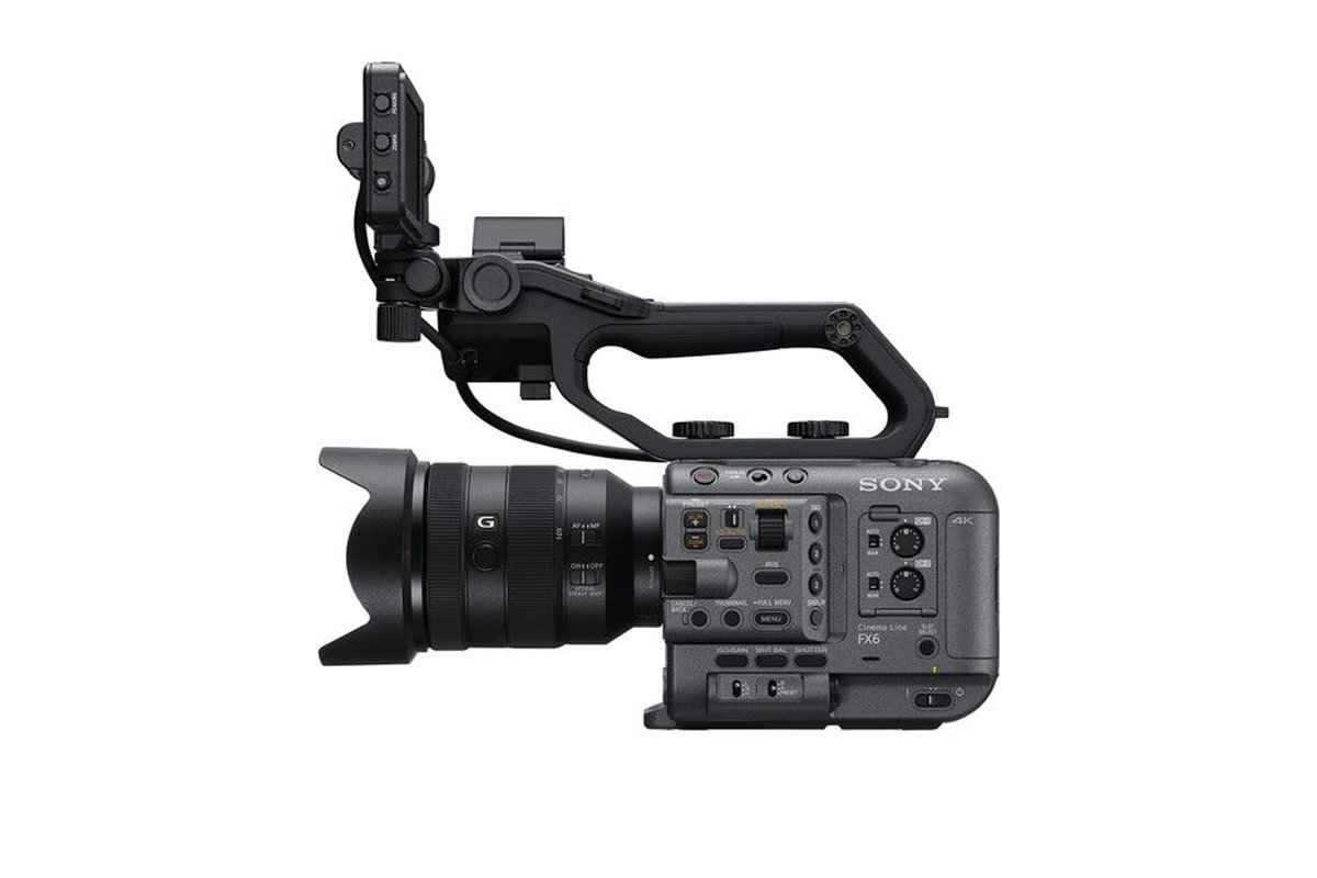 Sony FX6: The Camcorder That You've Been Waiting For