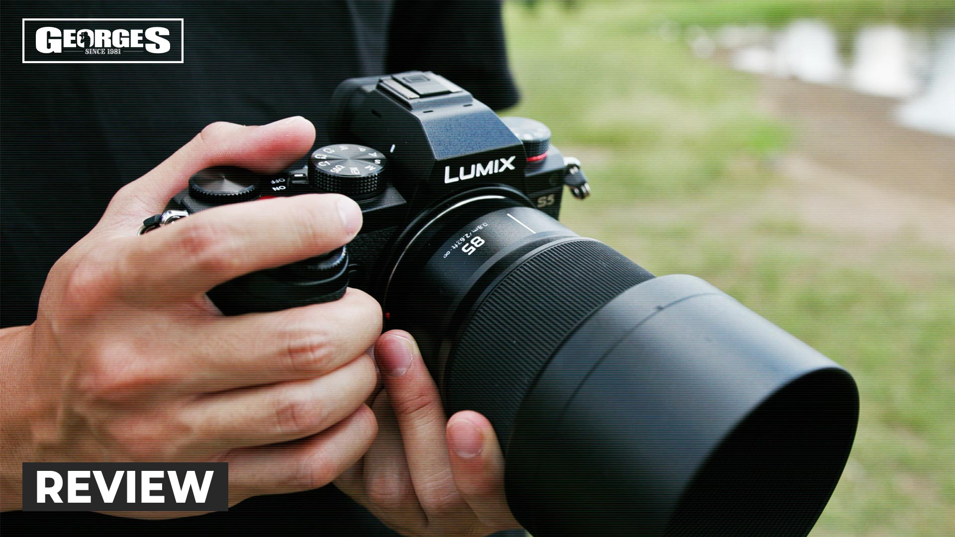 Put Your Other Lenses Away - The Panasonic 85mm Is Here To Stay