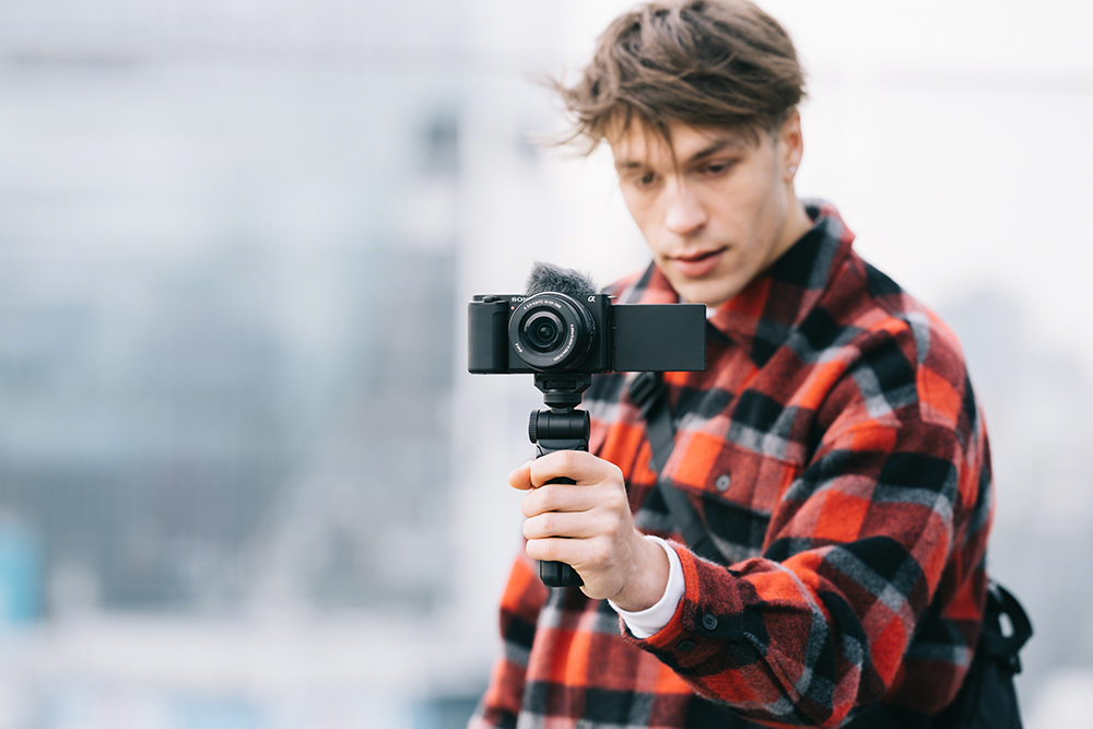 The Sony ZV-E10 Is a Vloggers Dream Camera