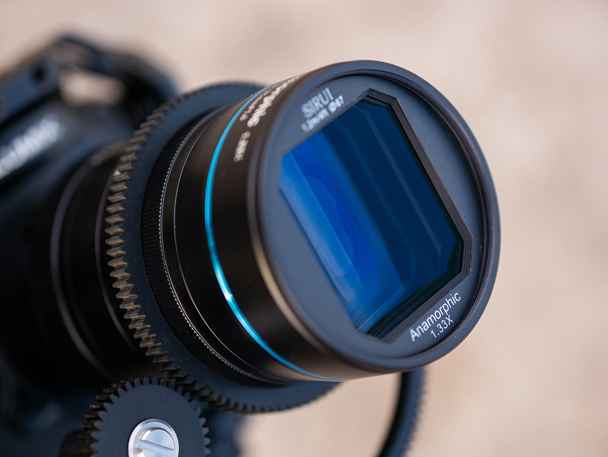 Cinematic Widescreen With The Sirui 75mm Anamorphic