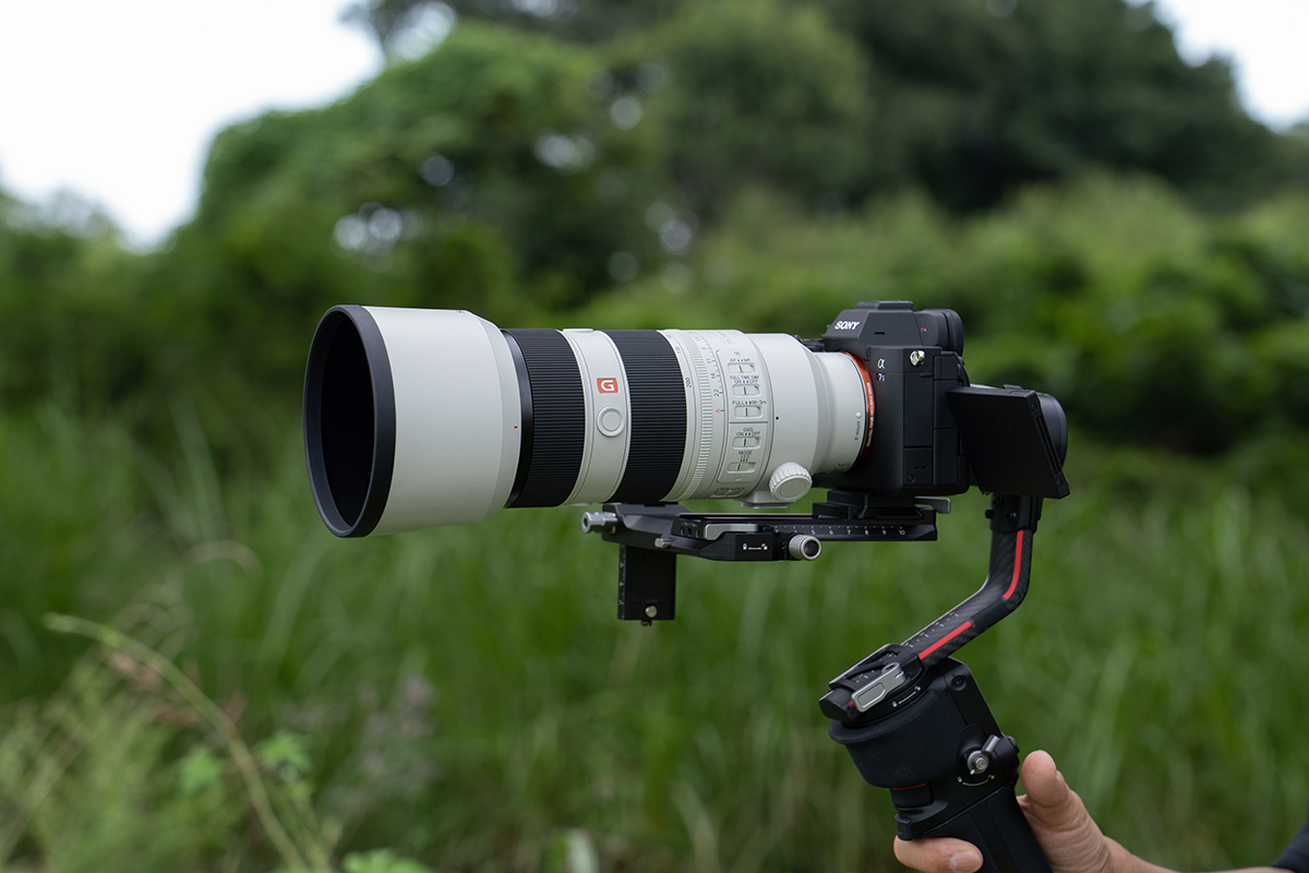 Sony Launches The FE 70-200mm F2.8 GM M2